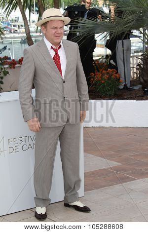 CANNES, FRANCE - MAY 12: John C. Reilly  attends the 'We Need To Talk About Kevin' photocall during the 64th Annual Cannes Film Festival at Palais des Festivals on May 12, 2011 in Cannes, France.