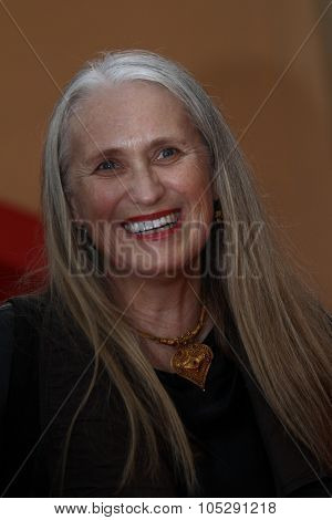 CANNES, FRANCE - MAY 12: Jane Campion  attends the 'We Need To Talk About Kevin' Premiere during the 64th Cannes Film Festival at the Palais des Festivals on May 12, 2011 in Cannes, France
