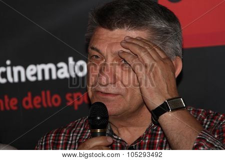 VENICE, ITALY - SEPTEMBER 08: Alexander Sokurov  attends the 'Faust' Photocall during the 68th Venice International Film Festival at  the Hotel Excelsior on September 8, 2011 in Venice, Italy.