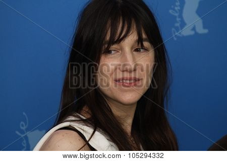 BERLIN, GERMANY - FEBRUARY 09:  Charlotte Gainsbourg attends the International Jury Photocall during  of the 62nd Berlin  Film Festival at the Grand Hyatt on February 9, 2012 in Berlin, Germany