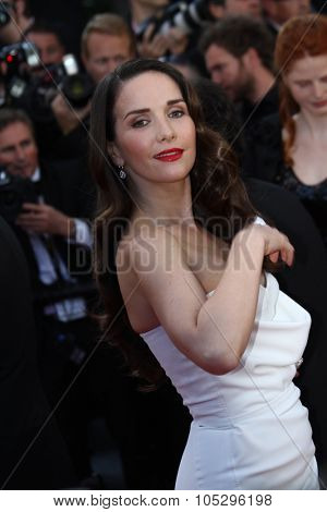 CANNES, FRANCE - MAY 22: Natalia Oreiro attends the 'Killing Them Softly' Premiere during 65th Annual Cannes Film Festival at Palais des Festivals on May 22, 2012 in Cannes, France.