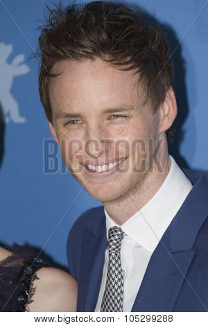 BERLIN, GERMANY - FEBRUARY 09: Eddie Redmayne attends the 'Les Miserables' Photocall during the 63rd Berlinale  Film Festival at Grand Hyatt Hotel on February 9, 2013 in Berlin, Germany.