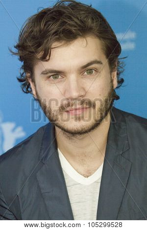BERLIN, GERMANY - FEBRUARY 13: Emile Hirsch attends the 'Prince Avalanche' Photocall during the 63rd Berlinale International  Festival at the Grand Hyatt Hotel on February 13, 2013 in Berlin, Germany.