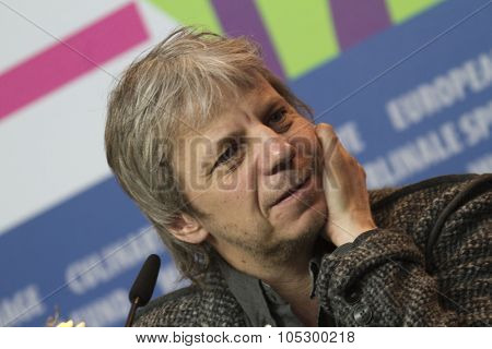 BERLIN, GERMANY - FEBRUARY 07: Andreas Dresen attends 'The Grandmaster' Press Conference during the 63rd Berlinale Film Festival at the Grand Hyatt on February 7, 2013 in Berlin, Germany.