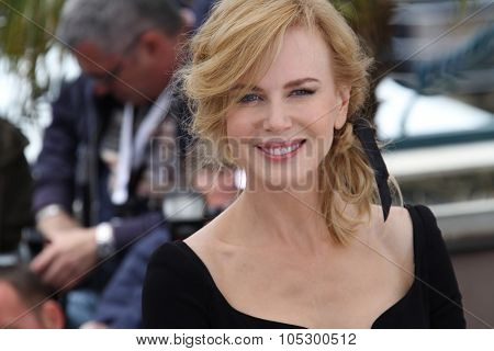 CANNES, FRANCE - MAY 15: Jury member Nicole Kidman attends the Jury Photocall during the 66th Annual Cannes Film Festival at the Palais des Festivals on May 15, 2013 in Cannes, France.