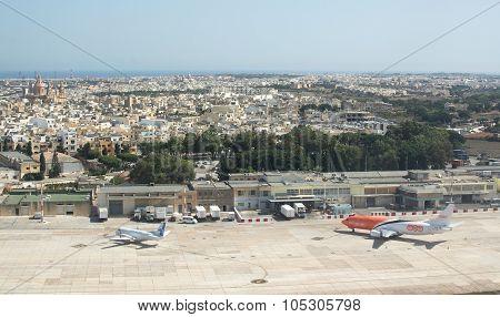Luca International Airport
