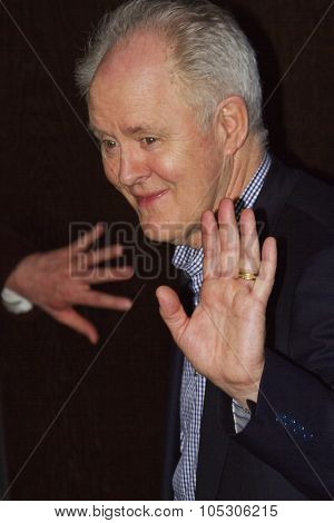 BERLIN, GERMANY - FEBRUARY 07: Actor John Lithgow attends the 'Love Is Strange' photocall during 64th Berlinale Film Festival at Grand Hyatt Hotel on February 7, 2014 in Berlin, Germany.