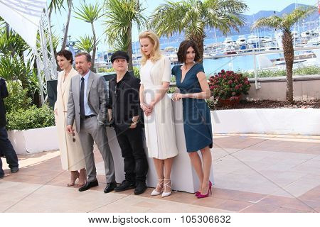 CANNES, FRANCE - MAY 14: Paz Vega attends the 'Grace of Monaco' photocall at the 67th Annual Cannes Film Festival on May 14, 2014 in Cannes, France.