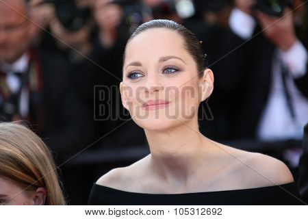 Actress Marion Cotillard attends the 'Little Prince' Premiere during the 68th annual Cannes Film Festival on May 22, 2015 in Cannes, France.