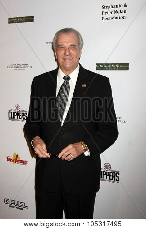 LOS ANGELES - OCT 17:  Tom Hallick at the  LAPD Eagle & Badge Foundation Gala at the Century Plaza Hotel on October 17, 2015 in Century City, CA