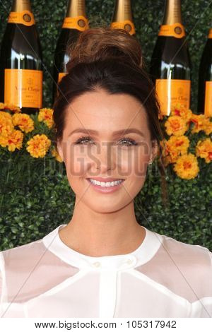 LOS ANGELES - OCT 17:  Camilla Luddington at the Sixth-Annual Veuve Clicquot Polo Classic at the Will Rogers State Historic Park on October 17, 2015 in acific Palisades, CA