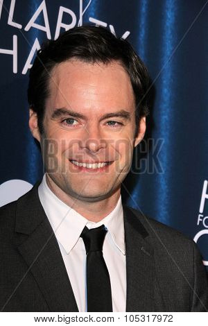 LOS ANGELES - OCT 17:  Bill Hader at the Hilarity for Charity`s James Franco`s Bar Mitzvah at the Hollywood Paladium on October 17, 2015 in Los Angeles, CA
