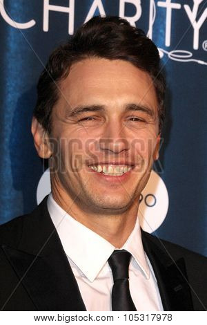 LOS ANGELES - OCT 17:  James Franco at the Hilarity for Charity`s James Franco`s Bar Mitzvah at the Hollywood Paladium on October 17, 2015 in Los Angeles, CA
