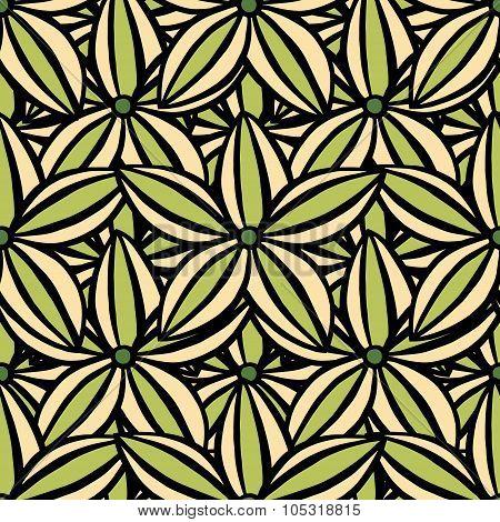 Pattern Of Flowers