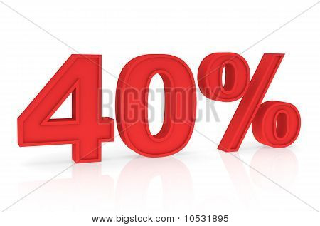 Discount 40%