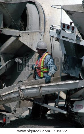 Cement Delivery