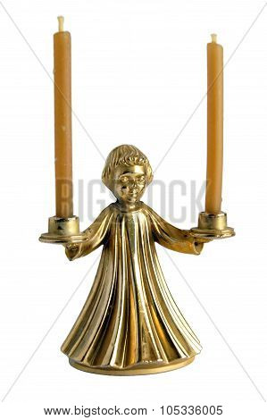 Candlestick Angel