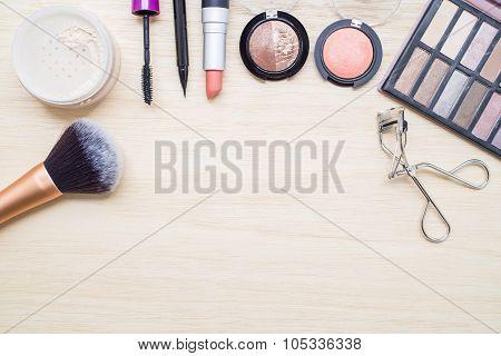 Earth Tone Cosmetic