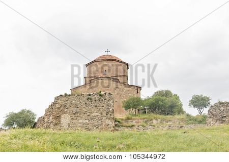 Jvari Monastery, The Sixth Century Georgian Orthodox Monastery