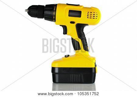 Battery Drill Screwdriver