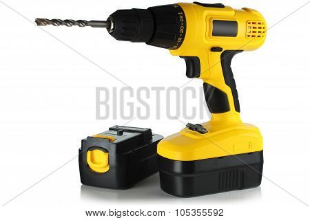 Rechargeable And Cordless Drill