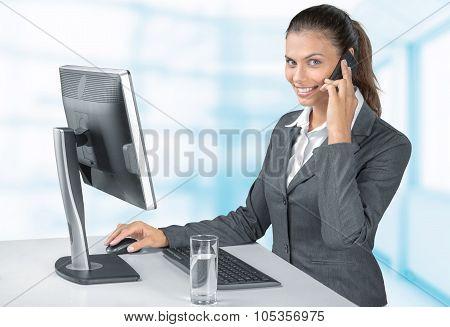 Women Working.