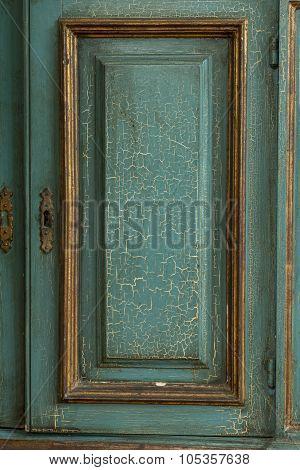 Antique Cupboard Door