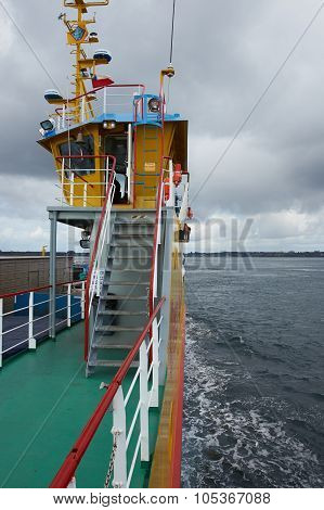 Ferry to Chiloe