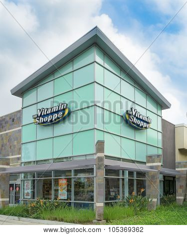 The Vitamin Shoppe Exterior