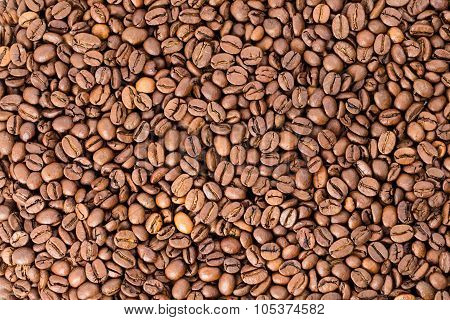 Roasted Coffee Beans Evenly