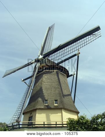 Dutch Windmill 12