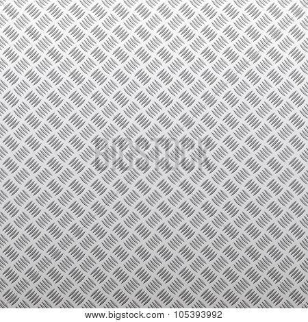 Steel Floor Pattern