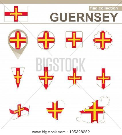 Guernsey Flag Collection