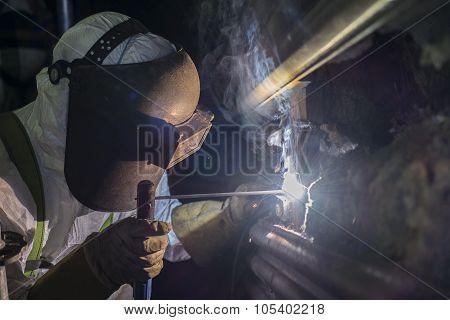 electrode welder