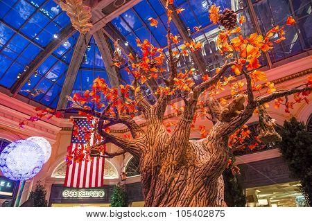 Bellagio Hotel Conservatory & Botanical Gardens