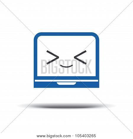 Programmer Logo. Vector Code Editor Icon. Logo Design Template. Design Icon Vector. Code Logo. Coder