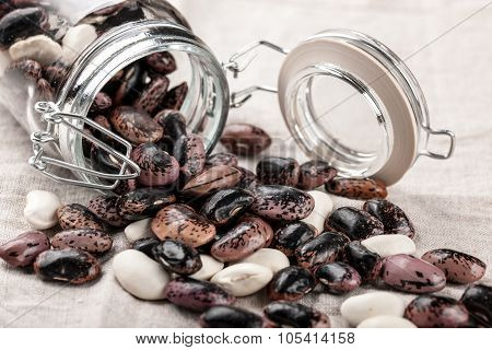 Pinto Beans And White Beans