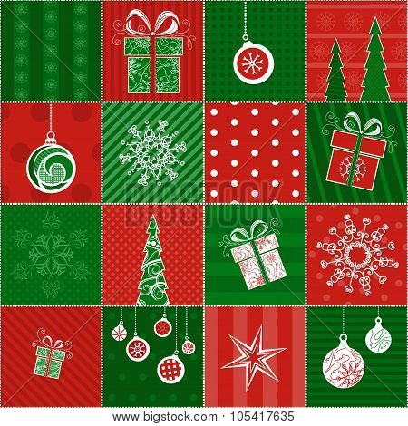 Christmas Wrapping Paper.