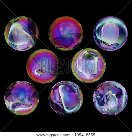 Magic round balls