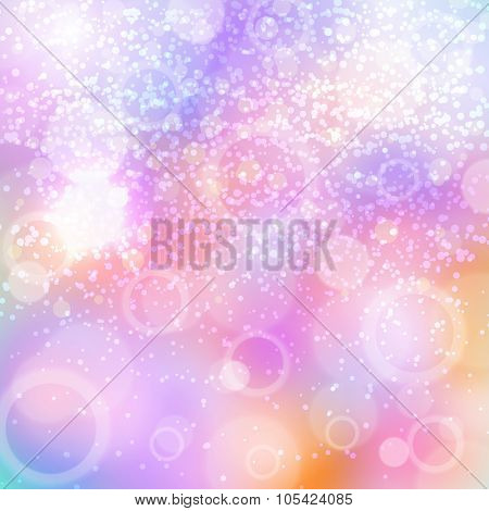 New Year's color shining background. Christmas bright background