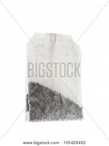 Tea Paper Sachet Isolated On White Background