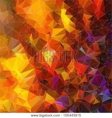 Abstract background geometric angular pattern.