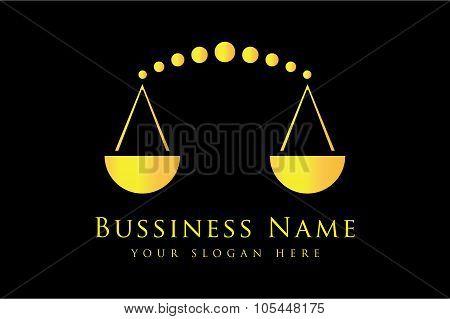 Law Symbol Logo Icon