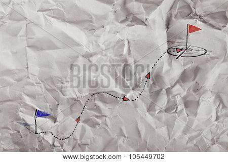 Goal Path