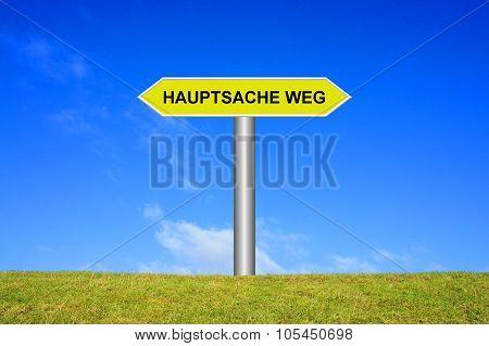 Signpost Escape