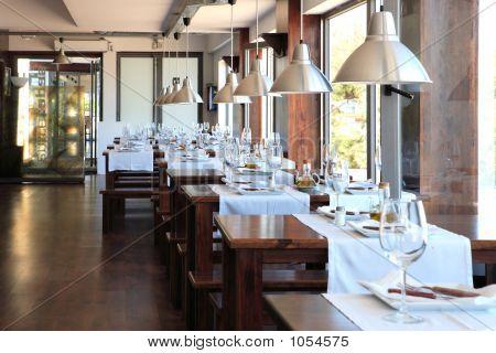 Moderno restaurante