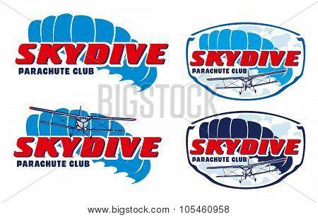 Skydive logo
