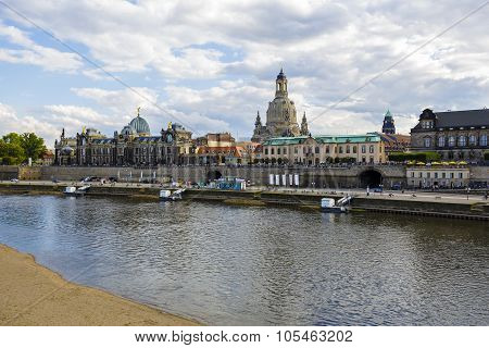 General View Of Dresden