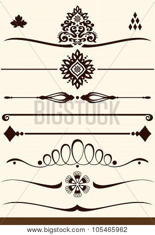 Ornamental Decorations