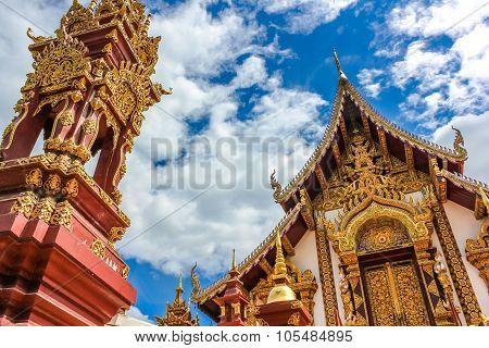 Wat Monthian Chiang Mai